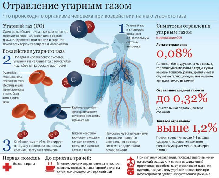 Воздействие бензина на организм человека